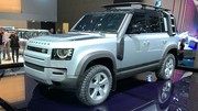 Land Rover Defender, le roi des barourdeurs est de retour