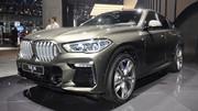 Les atouts du BMW X6 pour rester dans le coup