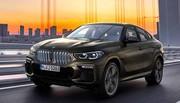 Nouveau BMW X6 : comme affûté