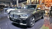 BMW X6 : la troisième génération dévoilée à Francfort