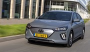 Essai Hyundai Ioniq EV : Réellement sobre