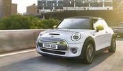 Mini Cooper SE : l'électrique des beaux quartiers