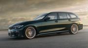 Alpina dévoile la nouvelle B3 Touring bi-turbo
