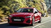 Audi RS 7 Sportback : 600 ch et 265 g/km de CO2