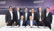 Kia et Hyundai font leur entrée dans le réseau de charge rapide Ionity