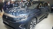 Byton M-Byte : un SUV électrique chinois aux dents longues
