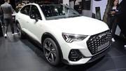 L'Audi Q3 cède à la mode du SUV coupé