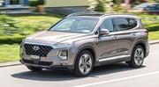 Essai Hyundai Santa Fe 2.2 CRDi 4WD : L'heure de la confirmation