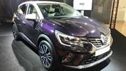 Francfort 2019 : Renault présent uniquement avec le nouveau Captur