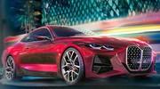 BMW Concept 4 : adhérez-vous à ce nouveau design ?
