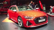 présentation de l'Audi RS6, un break de 600 chevaux !