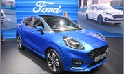 Ford Puma : 125 ou 155 ch avec le 48 Volts