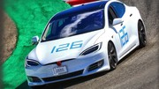 La Tesla Model S devient la berline la plus rapide à Laguna Seca