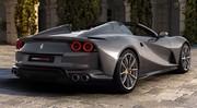 Ferrari renoue avec le V12 cabriolet !