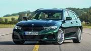 L'Alpina B3 Touring est la M3 break que BMW ne fera pas
