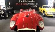 Francfort 2019 : présentation du Hall Motorworld