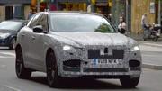 Jaguar F-Pace 2020 : Le restylage du SUV se prépare