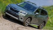 Essai du SUV hybride Subaru Forester e-Boxer