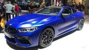 La BMW M8 Competition montre ses 625 ch à Francfort 2019