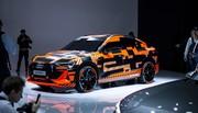 Audi dévoile brièvement l'e-tron Sportback