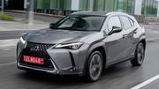 Essai Lexus UX 250h