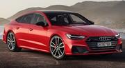 Audi A7 55 TFSI e quattro : hybride rechargeable et intégrale