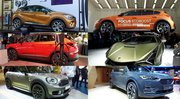 Les nouveautés hybrides en direct du salon de Francfort 2019