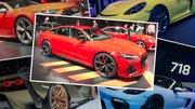 Francfort 2019 : Audi RS6, McLaren GT, Porsche 718 GT4... toutes les nouveautés sportives