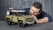 Le Land Rover Defender Lego Technic est plus vrai que nature