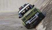 Land Rover Defender : aussi en Lego