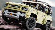 Une version Lego Technic pour le nouveau Land Rover Defender