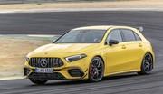 Mercedes Classe A 45 AMG S : un prix de 69 700 €