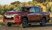 Essai Mitsubishi L200 (2019) : l'automatique, c'est mieux !