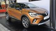 Francfort 2019 : Renault Captur, seul représentant français