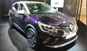 Francfort 2019 : Renault présente uniquement le nouveau Captur