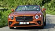 Essai Bentley Continental GT Cabriolet, le gros tube de l'été !