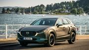 Mazda e-TPV : un SUV électrique à moteur rotatif pour Tokyo