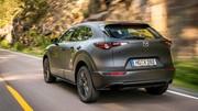 La première électrique Mazda pour la fin d'année