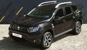 Dacia Duster Black Collector : le compte à rebours commence