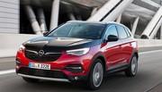 Opel Grandland X Hybrid4 : hybride de 300 ch à transmission intégrale