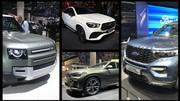 """Les nouveautés chez les """"gros"""" SUV"""