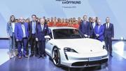 Usine électrique Porsche : nouvel air