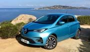 Essai Renault Zoé ZE50 (2019) : pour rester dans la course