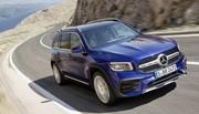 Mercedes GLB (2019) : prix, équipements et fiches techniques
