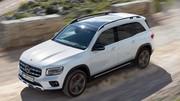 Mercedes GLB : prix, motorisations, finitions