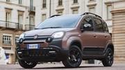 Fiat Panda Trussardi, la première Panda de luxe