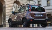 Fiat Panda Trussardi (2019) : la citadine italienne joue les snobs