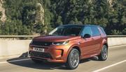 Essai Land Rover Discovery Sport, il passe au full hybride!