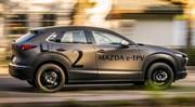 Mazda e-TPV : La première Mazda électrique se prépare