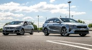 Essai Kia Ceed SW VS Peugeot 308 SW : ambitieux outsider